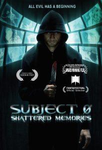 Subject Zero Poster