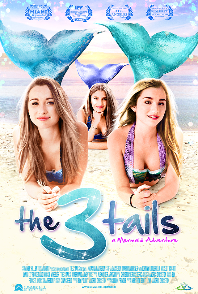 the 3 tails movie a mermaid adventure trailer