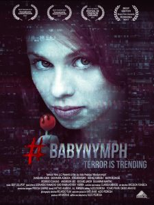 Baby Nymph - DVD and VOD release